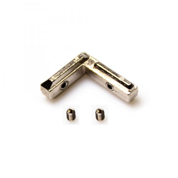 Profilverbinder Innenwinkel Nut 8 - für M6 Schrauben