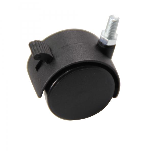 Kunststoffrolle mit Stopper - M8